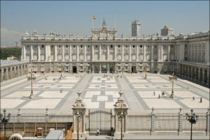 Palacio Real (The Royal Palace) – Madrid